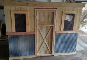 How To Build A Pergolas by The Recycled Chicken Coop Pallet Project Old World