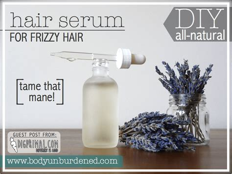 10 diy natural hair products the good the bad the ugly diy all natural hair serum for frizzy hair body unburdened