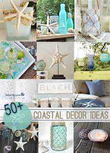 Sea Decorations For Home over 50 diy coastal decor beach inspired diy projects
