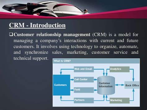 Crm Notes For Mba Students by Customer Relationship Management Study Mercedes