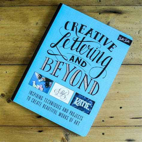 creative lettering and beyond creative lettering and beyond craft book by berylune notonthehighstreet com