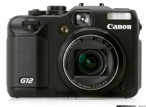 Canon Powershot G12 canon powershot g12 review digital photography review