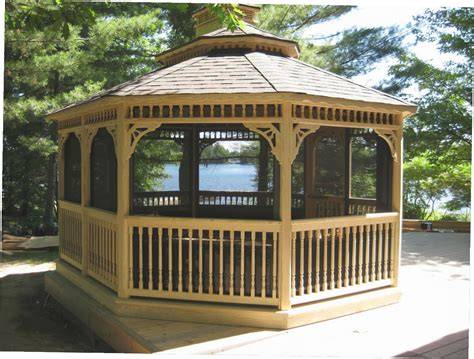 wooden gazebo kits wooden gazebos kits gazebo ideas