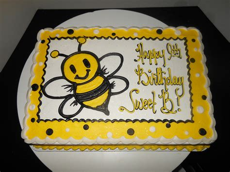 bee cake the cake company of flickr