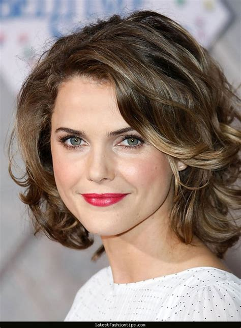 whats the best hair style for a woman with a double chin and round face hairstyles for dry hair latestfashiontips com