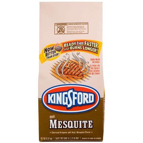 kingsford 15 7 lb mesquite charcoal briquettes 4460030480
