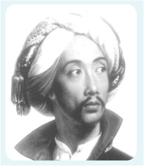 biografi sejarah pangeran diponegoro biografi raden saleh