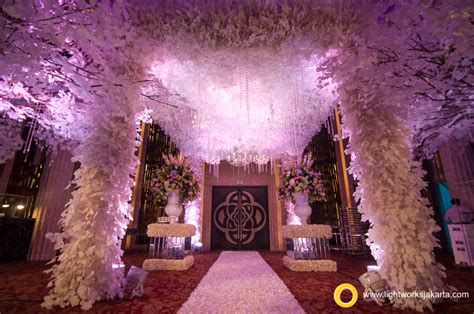 Wedding Gate by Magical Wedding Gate Lightworks