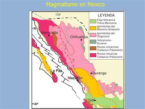 entorno tectonico de mexico sismicidad