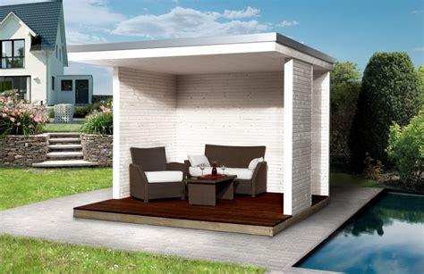 Gartenpavillon Modern by Pavillon Selber Bauen Oder Holzpavillon Gartenpavillon