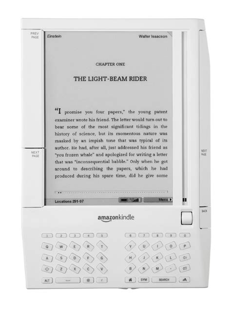 amazon original amazon s kindle is five years old today
