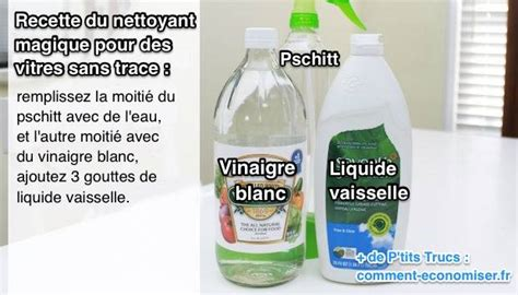 Nettoyer Ses Vitres Sans Trace by Comment Nettoyer Des Vitres