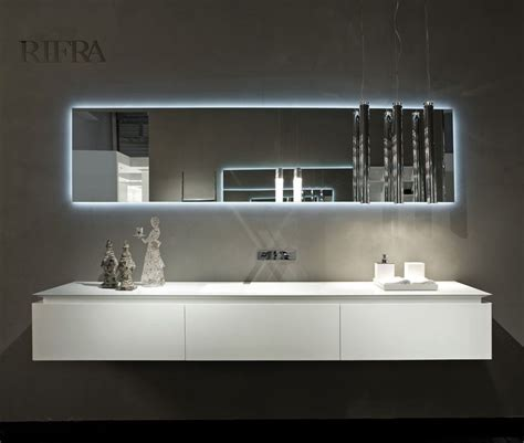 vrooms italian bathroom design rifra vanity k fly white lacquered vanity and mirror