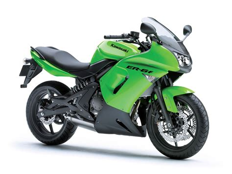 Kawasaki Er6f by Er 6f 2015