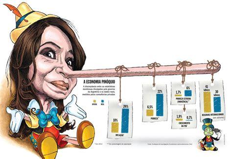imagenes comicas en contra del gobierno argentina la econom 237 a pinocho seg 250 n la revista veja