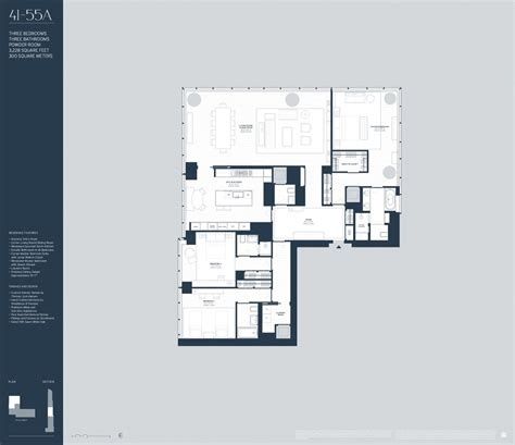 One57 Floor Plan by One57 157 West 57th Luxury Condos Manhattan Scout