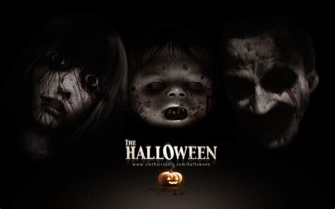 the house 2 sinthai helloween darkhorrorgames