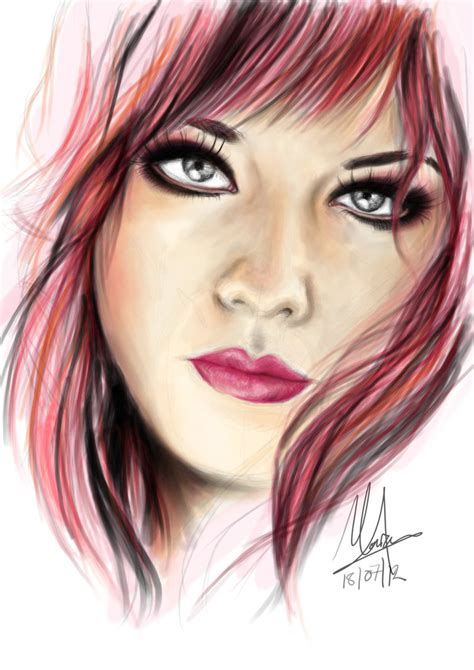 drawing in photoshop photoshop drawing by bluey x on deviantart