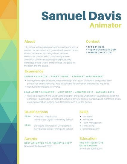 R 233 Sum 233 Templates Canva Resume Template With Border