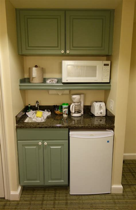 mini kitchen in bedroom review disney s beach club villas continued