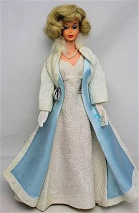 fashion doll value american side part in dressed up vintage a