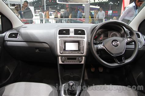 volkswagen polo automatic interior vw polo allstar in new color to launch in coming days