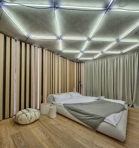Plafond Moderne by Faux Plafond Moderne Dans La Chambre 224 Coucher Et Le Salon