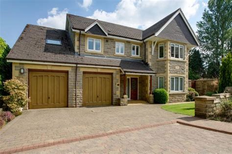 houses to buy in sheffield 5 bedroom detached house for sale in green pastures dore road dore