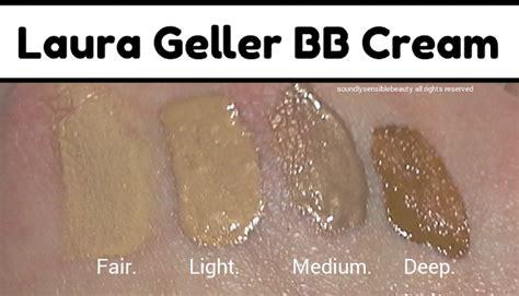laura geller bb cream light laura geller bb cream all in 1 skin perfecting beauty