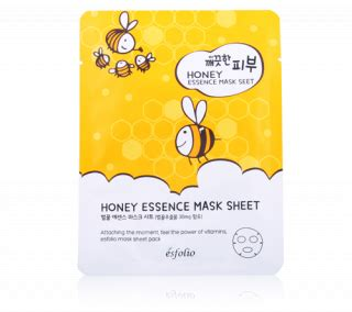 The Shop Honey Mask Sheet esfolio honey essence mask sheet 1pcs esfolio my princess hk hong kong