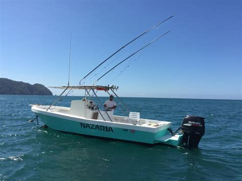 fishing boat charter cost costa rica fishing charters