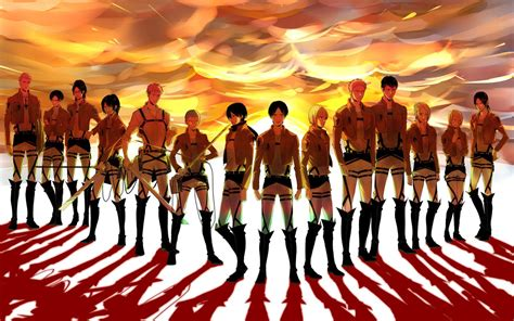 attack on titan free shingeki no kyojin the anime store