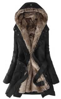 Outwear Women Cotton Coats Faux Fur Coats Winter Warm Parka