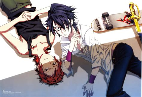 K Anime by Yata Fushimi K Photo 34273790 Fanpop