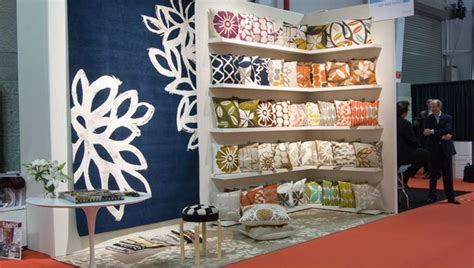 home design trade show nyc judy ross textiles booth at bdny boutique design show new