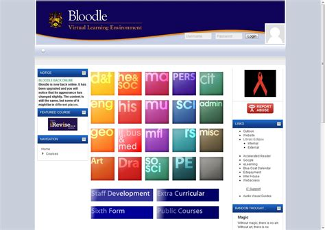 meet the needs of your school with a customised moodle