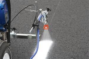 parking lot painting machine asphalt services