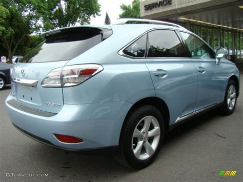 lexus blue color 2010 cerulean blue metallic lexus rx 350 awd 30432280