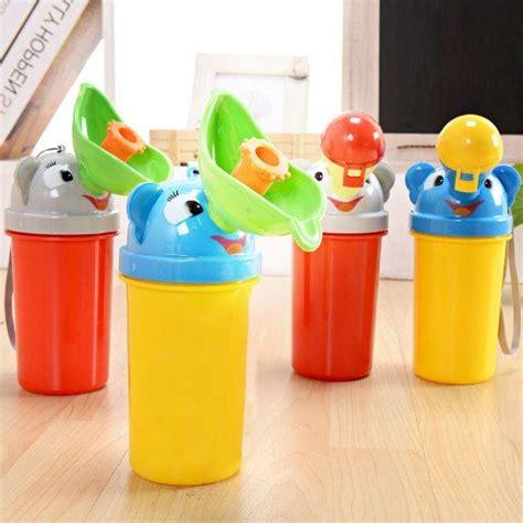 Tempat Pipis Darurat Portable pispot anak portable universal latih anak anda agar tidak pipis sembarangan harga jual
