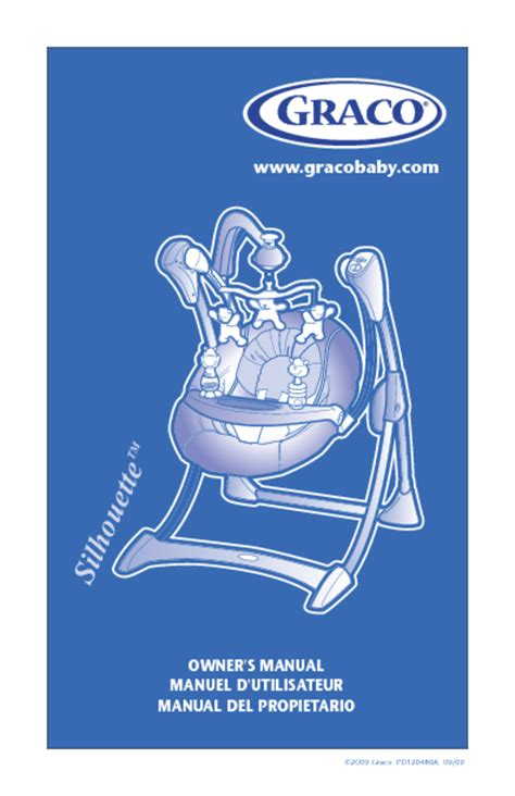 graco swing instruction manual baby swing users guides from quot baby swing quot