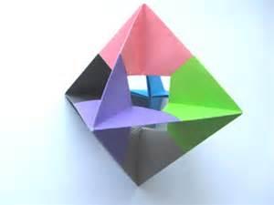 Simple Modular Origami - origami modular origami spinner