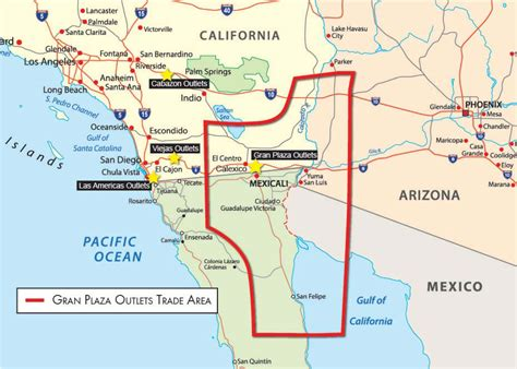 map of calexico california leasing brand outlets calexico ca brand name clothing