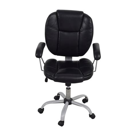 Black Leather Desk Chair by 87 Black Leather Desk Chair Chairs