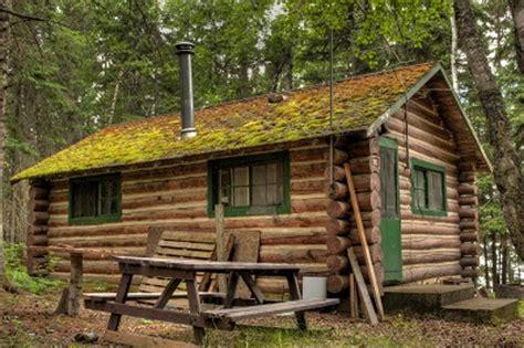 basic log cabin plans