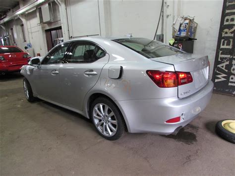 parting out 2008 lexus is250 stock 170281 tom s