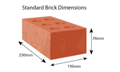 standard shipping container sizes australia brick dims building materials bricks