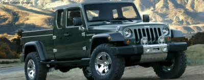 Jeep Wrangler Rumors 2018 Jeep Wrangler Truck Rumors