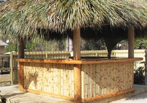 Tiki Bar Hut For by 1000 Images About Tiki Hut Backyard Ideas On