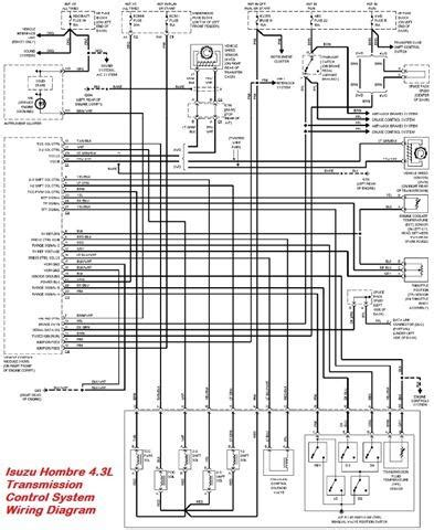 motor repair manual 1993 chevrolet beretta transmission control isuzu car manuals wiring diagrams pdf fault codes