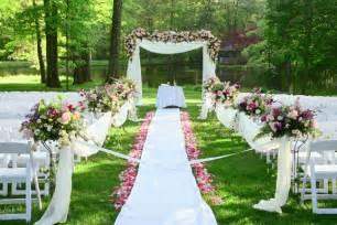 gartenhochzeit dekoration summer outdoor wedding inspiration soundsurge